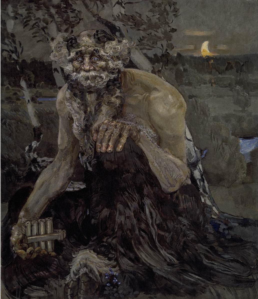 Mikhail Vrubel. Pan