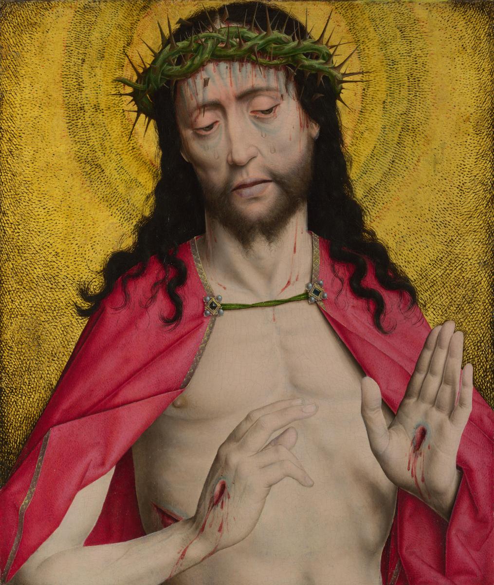 Дирк Баутс. Христос в терновом венце