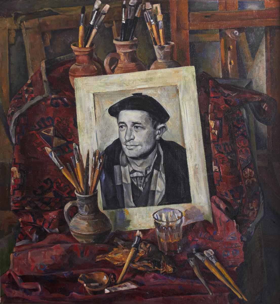 Дурды Байрамович Байрамов. Stanislav, painting is your life!