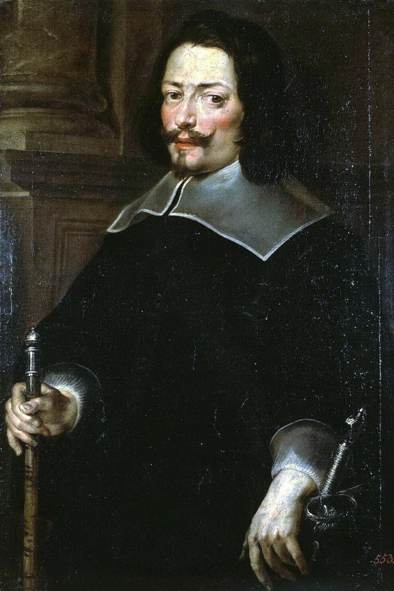 Хуан Карреньо де Миранда. Мужской портрет