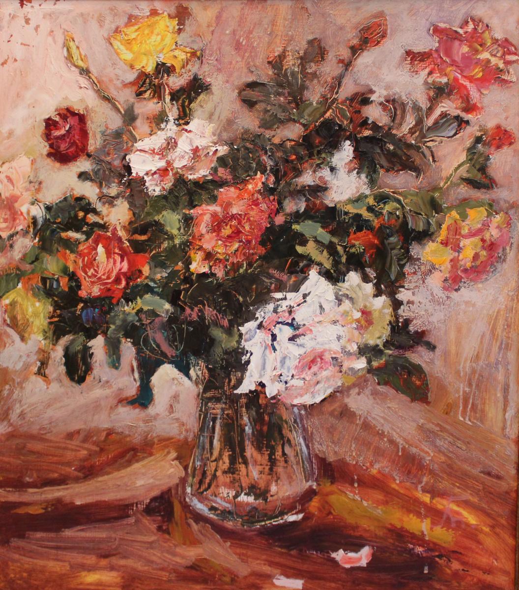 Love Sergeyevna Nikulina. Розовая мелодия