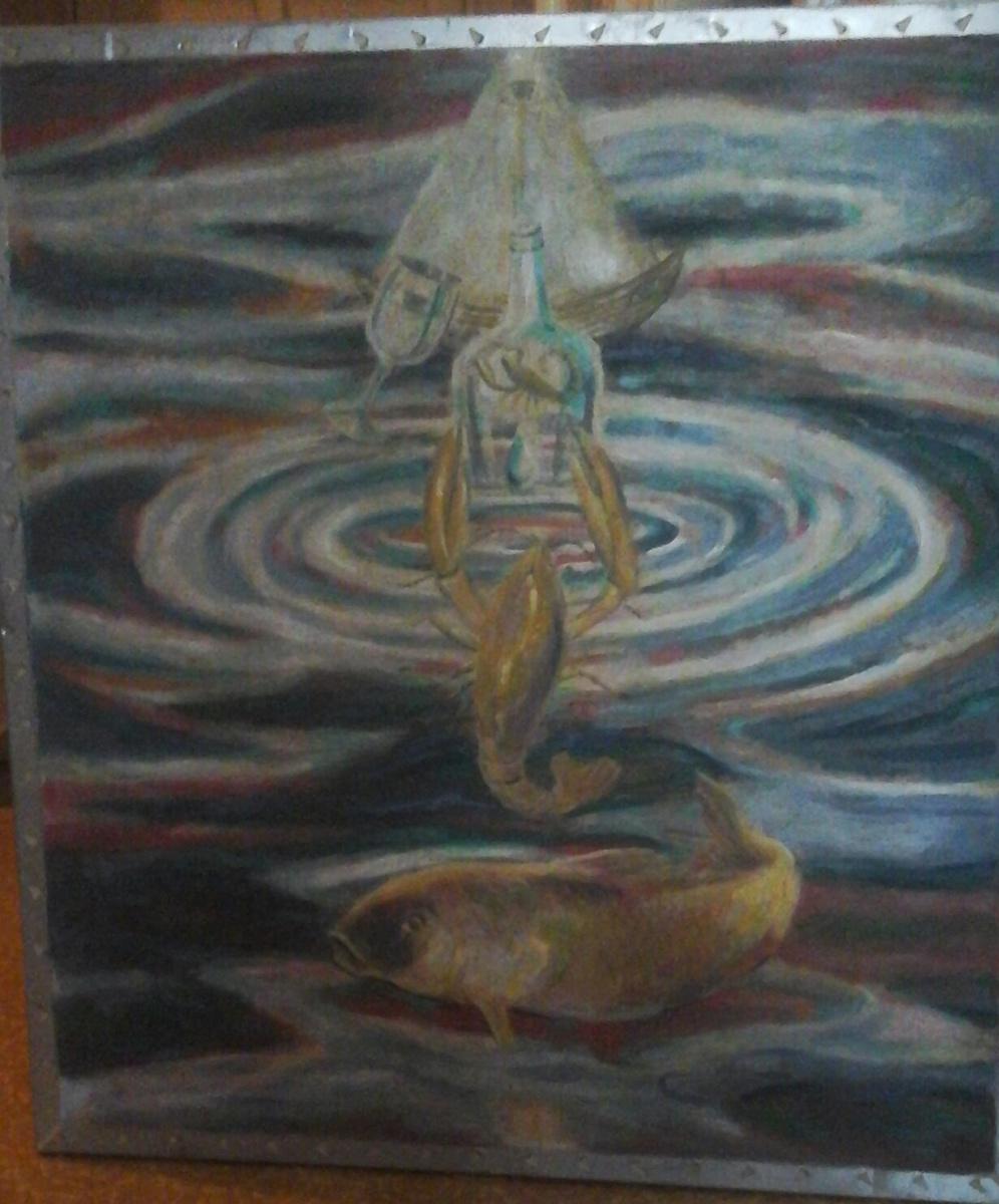 Valery Viktorovich Shechkin. Water signs