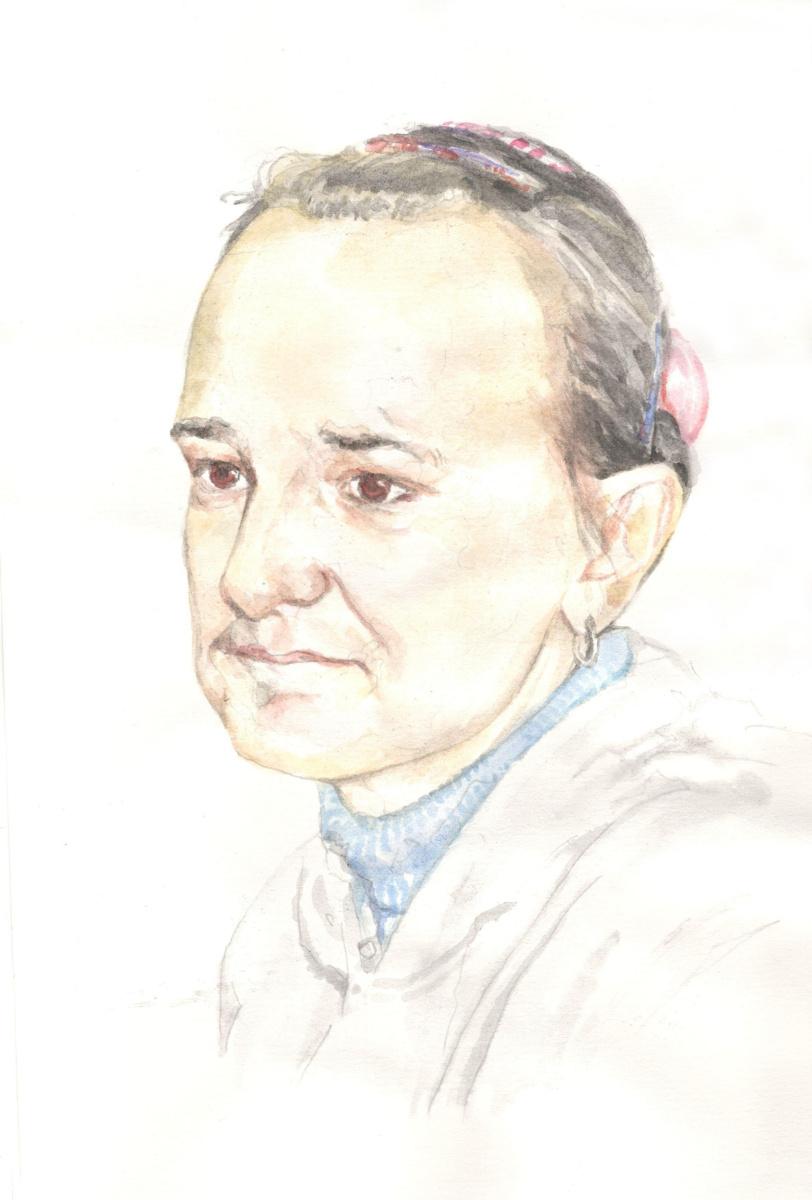 Иван Александрович Долгоруков. Портрет Галины Малозёмовой
