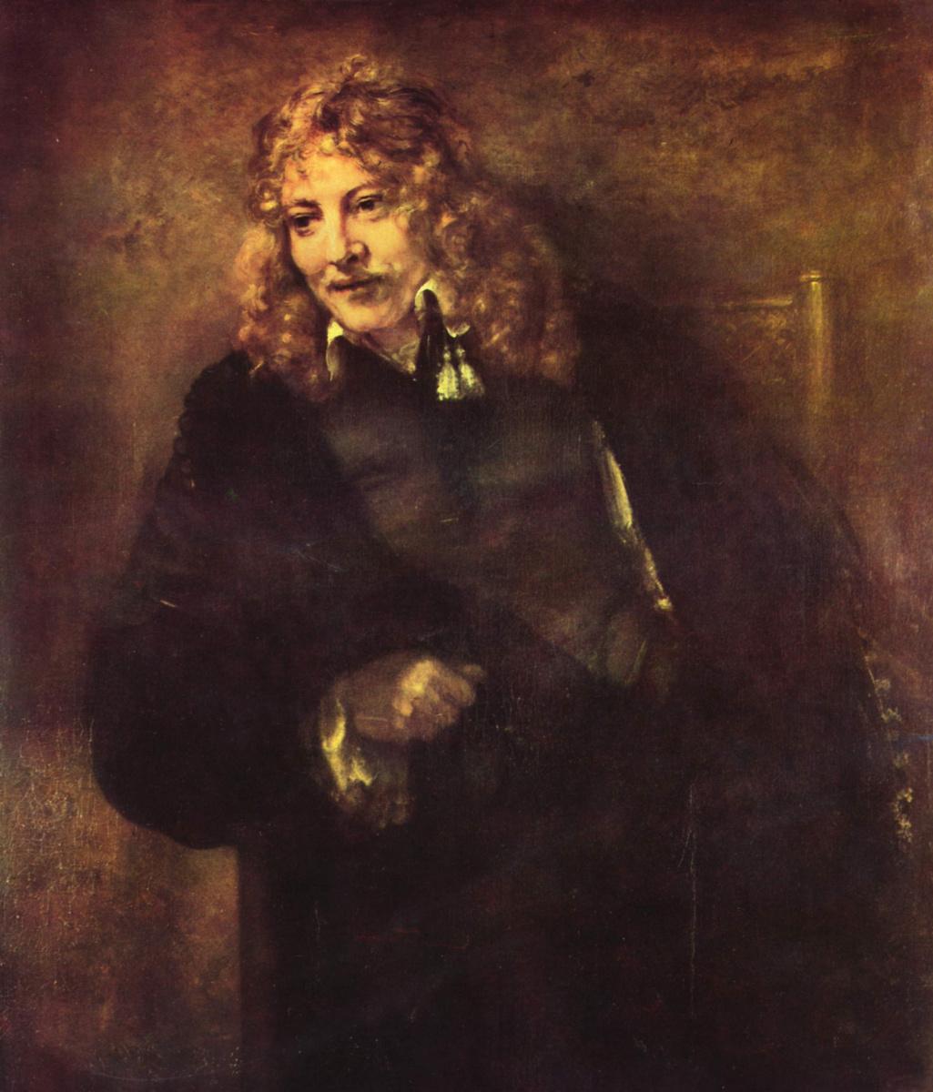 Рембрандт Харменс ван Рейн. Портрет Николаса Брёйнинга