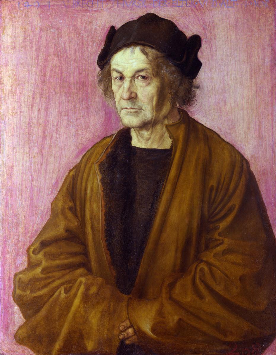Альбрехт Дюрер. Отец художника
