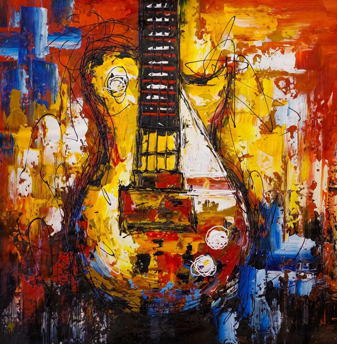 Daniel Wenger. Hard Rock Guitar N2