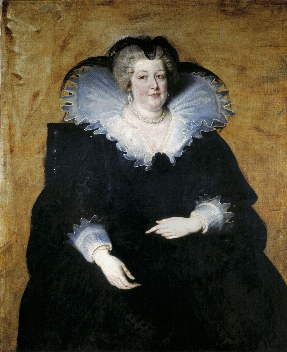 Питер Пауль Рубенс. Мария Медичи, королева-мать Франции