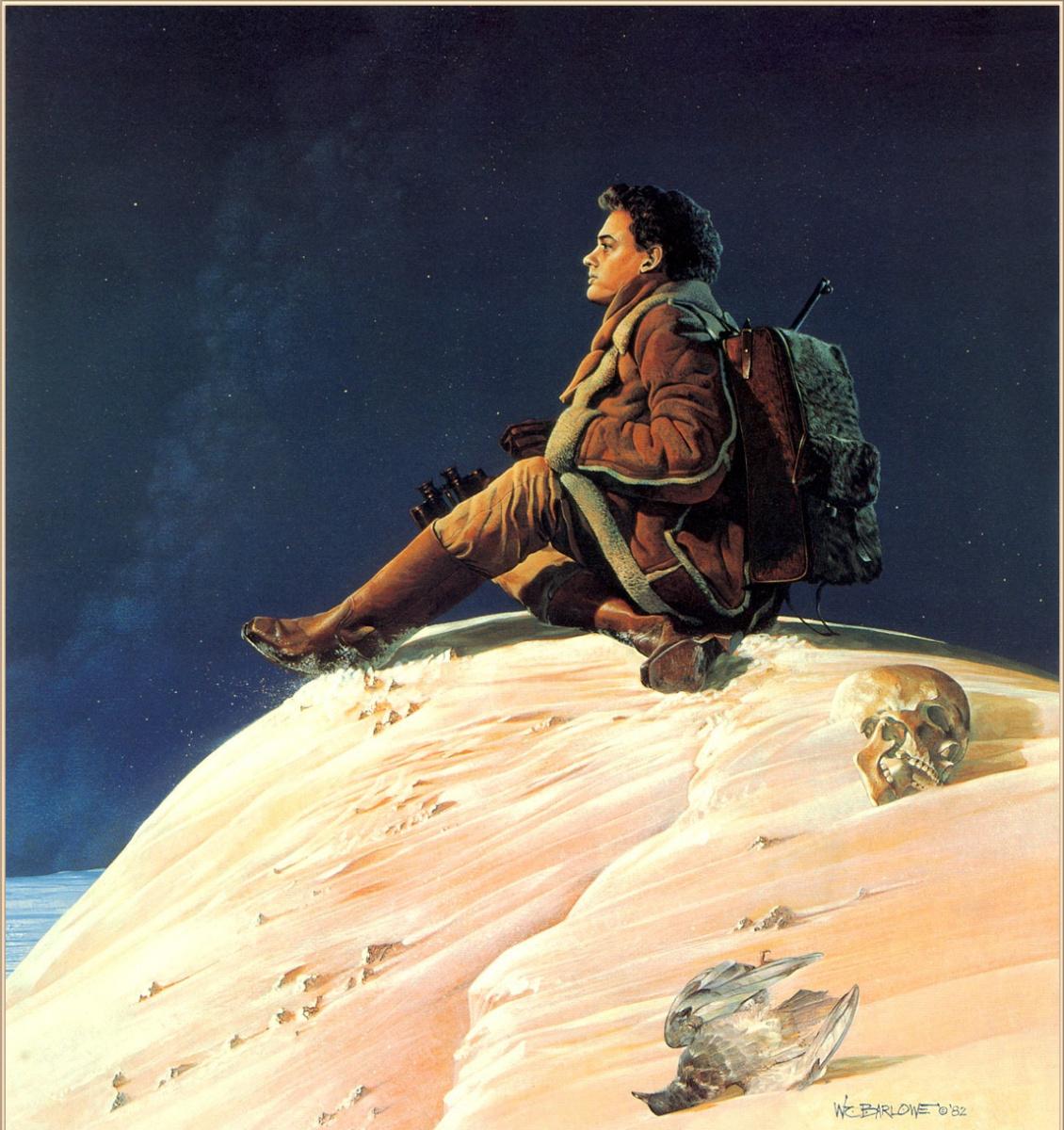 Уэйн Дуглас Барлоу. Последний человек на Земле