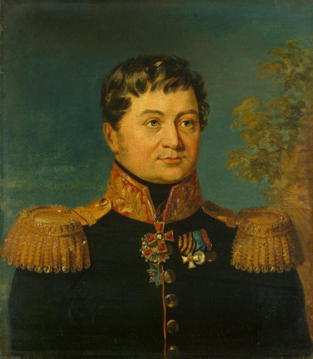 Джордж Доу. Портрет Андрея Петровича Турчанинова