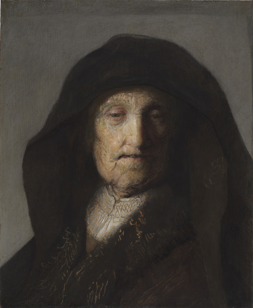 Rembrandt Harmenszoon van Rijn. The Mother Of Rembrandt