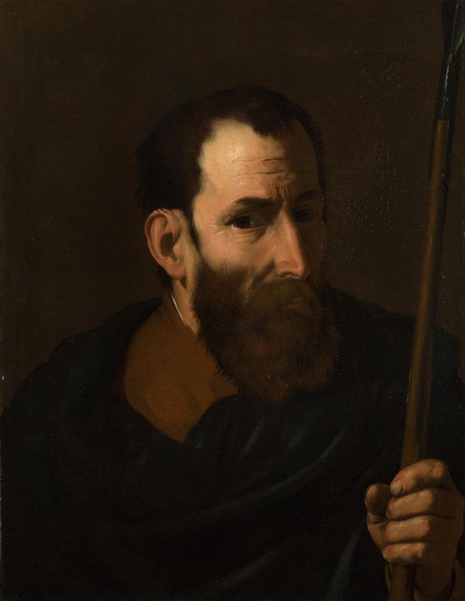 Хосе де Рибера. Апостол