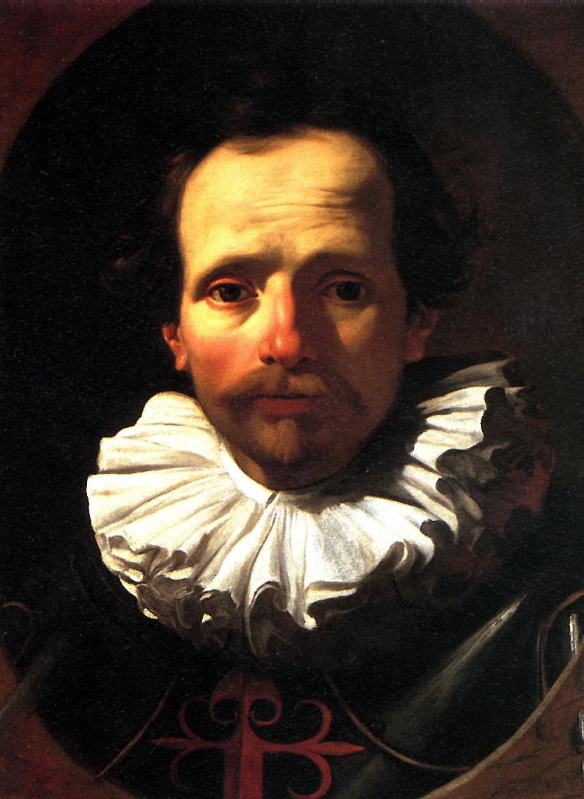 Симон Вуэ. Принц Маркантонио Дориа