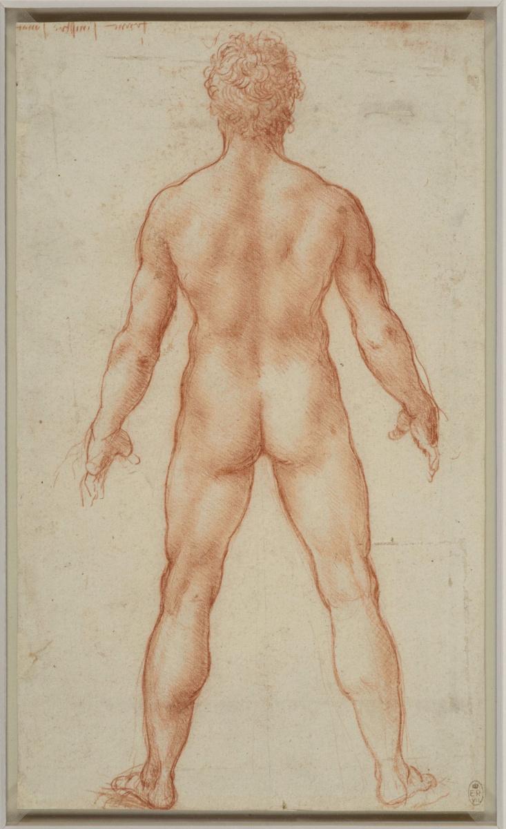 Printable naked guy pencil drawing pantyhose
