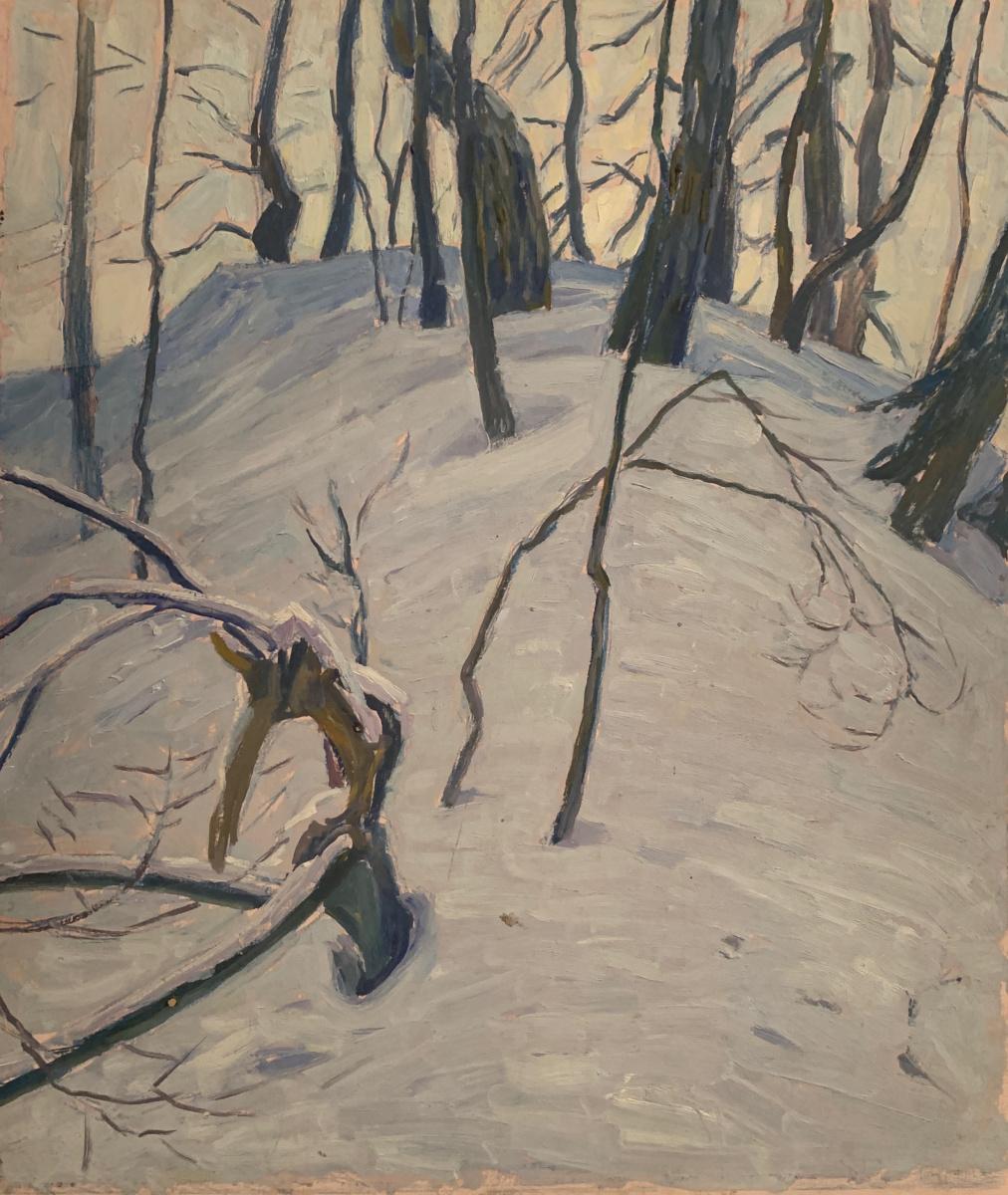 Oleg Alekseevich Dmitriev. Wolf Ravine