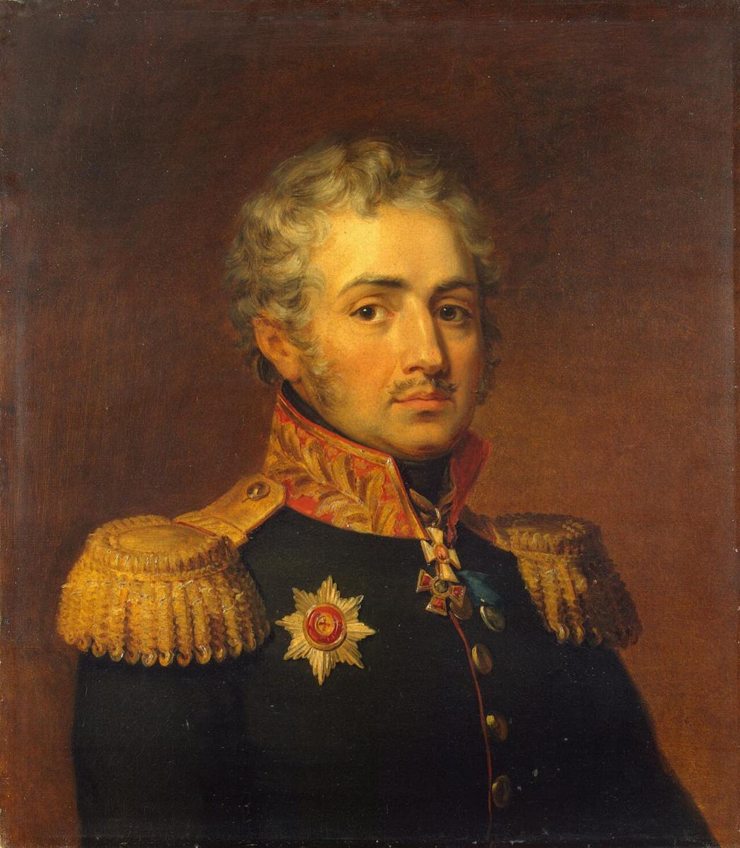 Джордж Доу. Портрет Ивана Егоровича Шевича