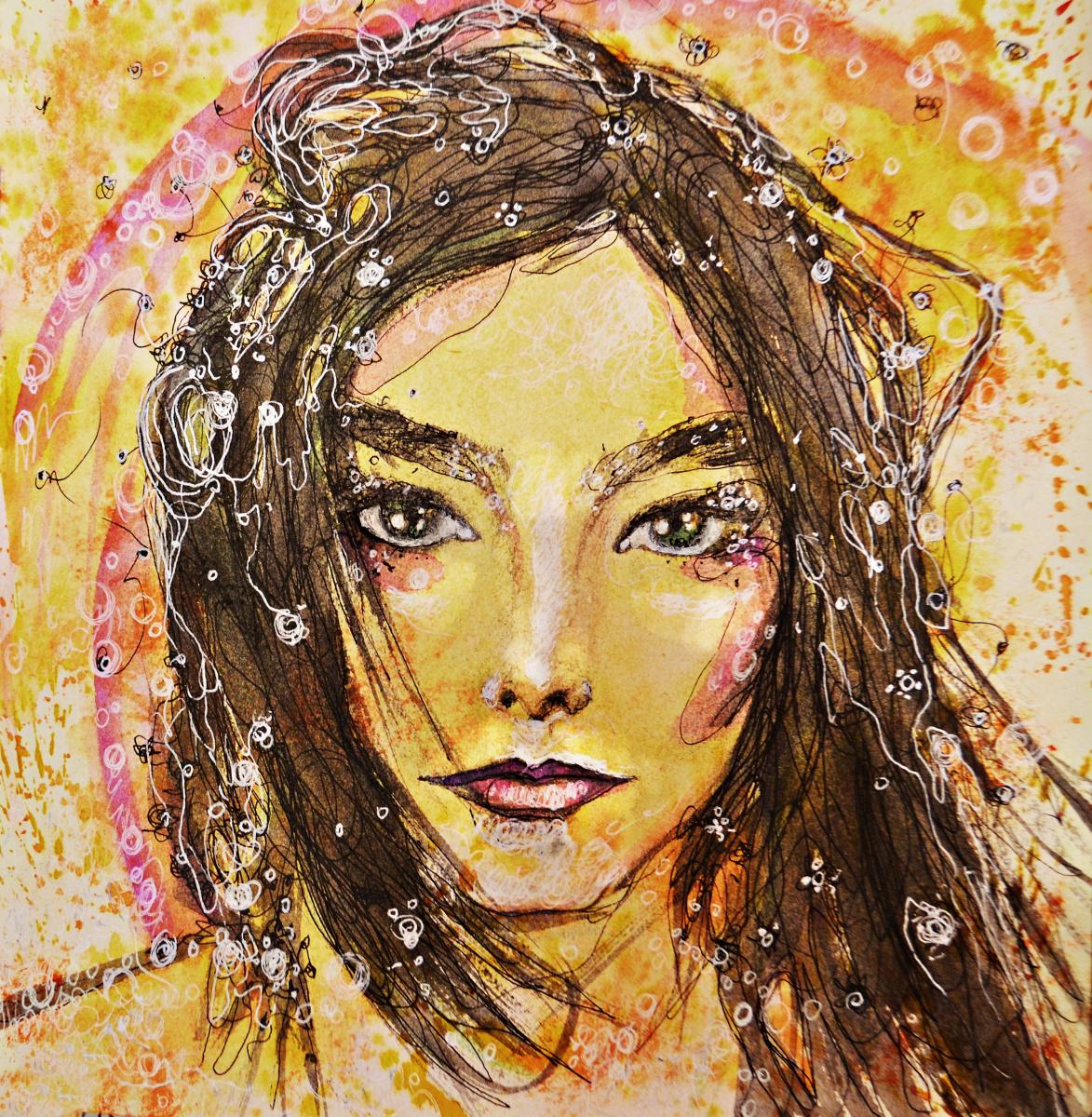 Елена Валерьевна Ведяева. Björk