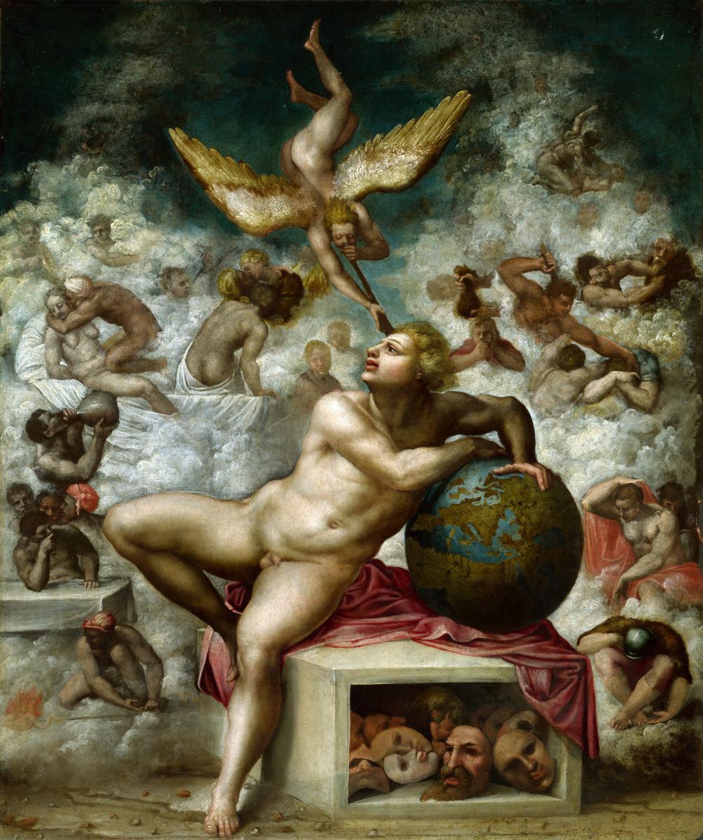Микеланджело После. Мечта жизни человека