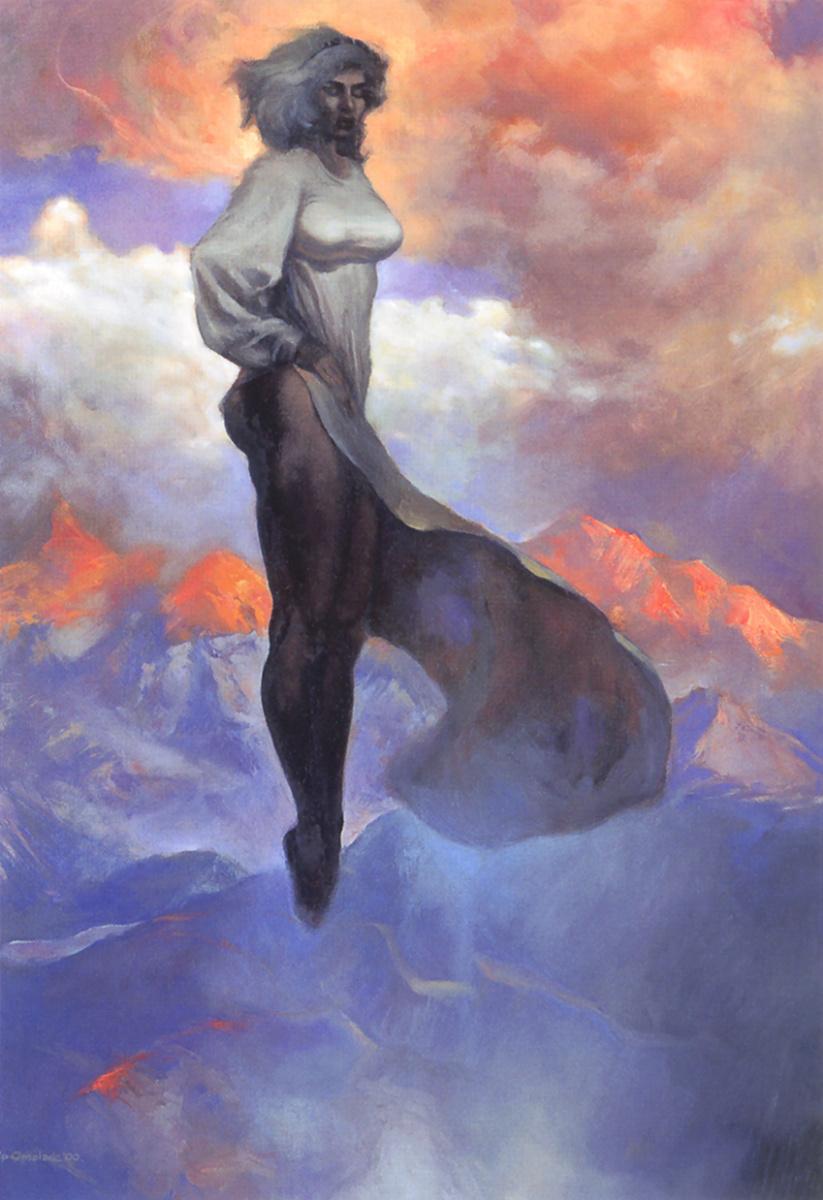 Кип Омолад. Глубокая концентрация
