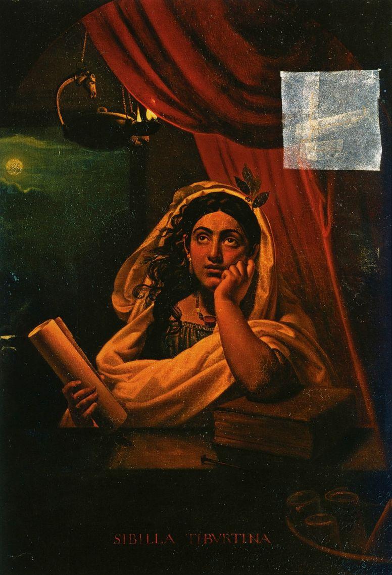 Орест Адамович Кипренский. Сивилла Тибуртинская