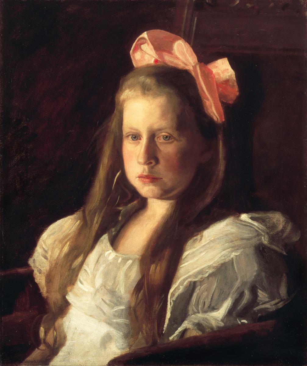 Thomas Eakins. Portrait Of Ruth. William Harding