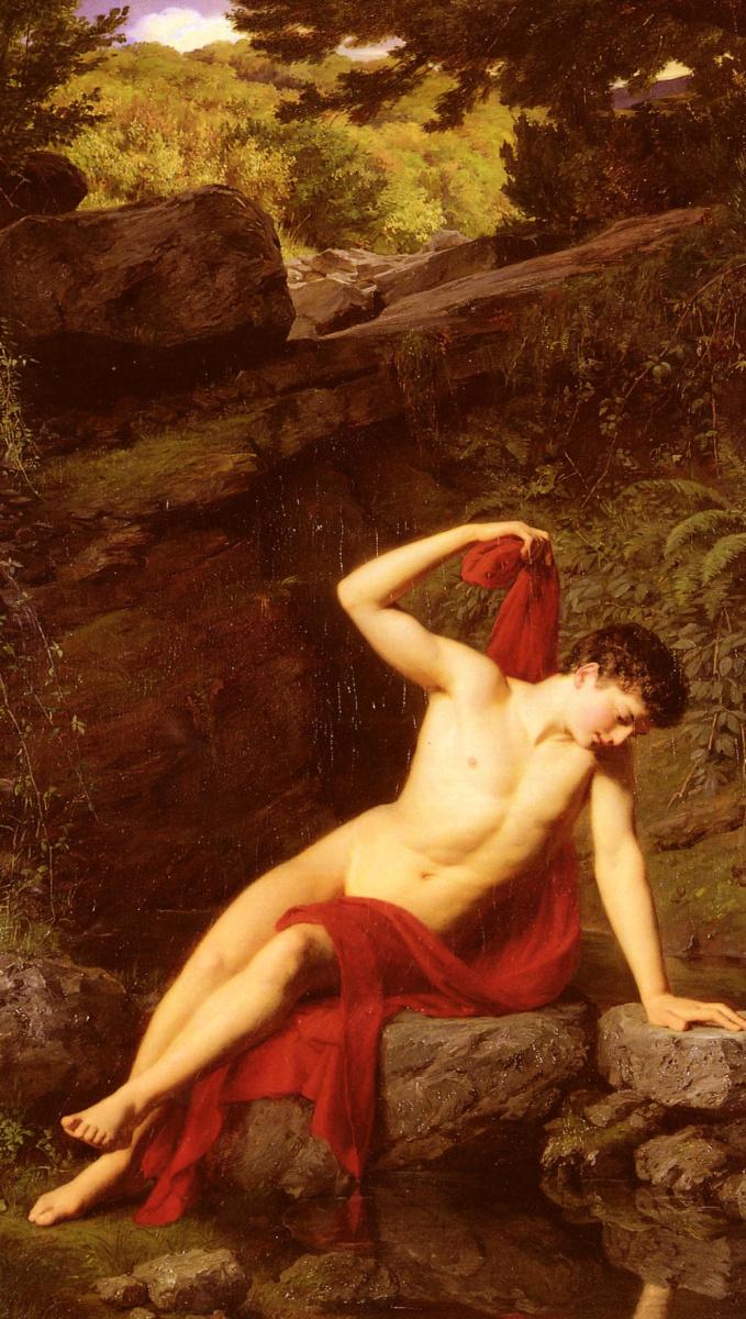 Адольф Иосиф Грасс. Нарцисс
