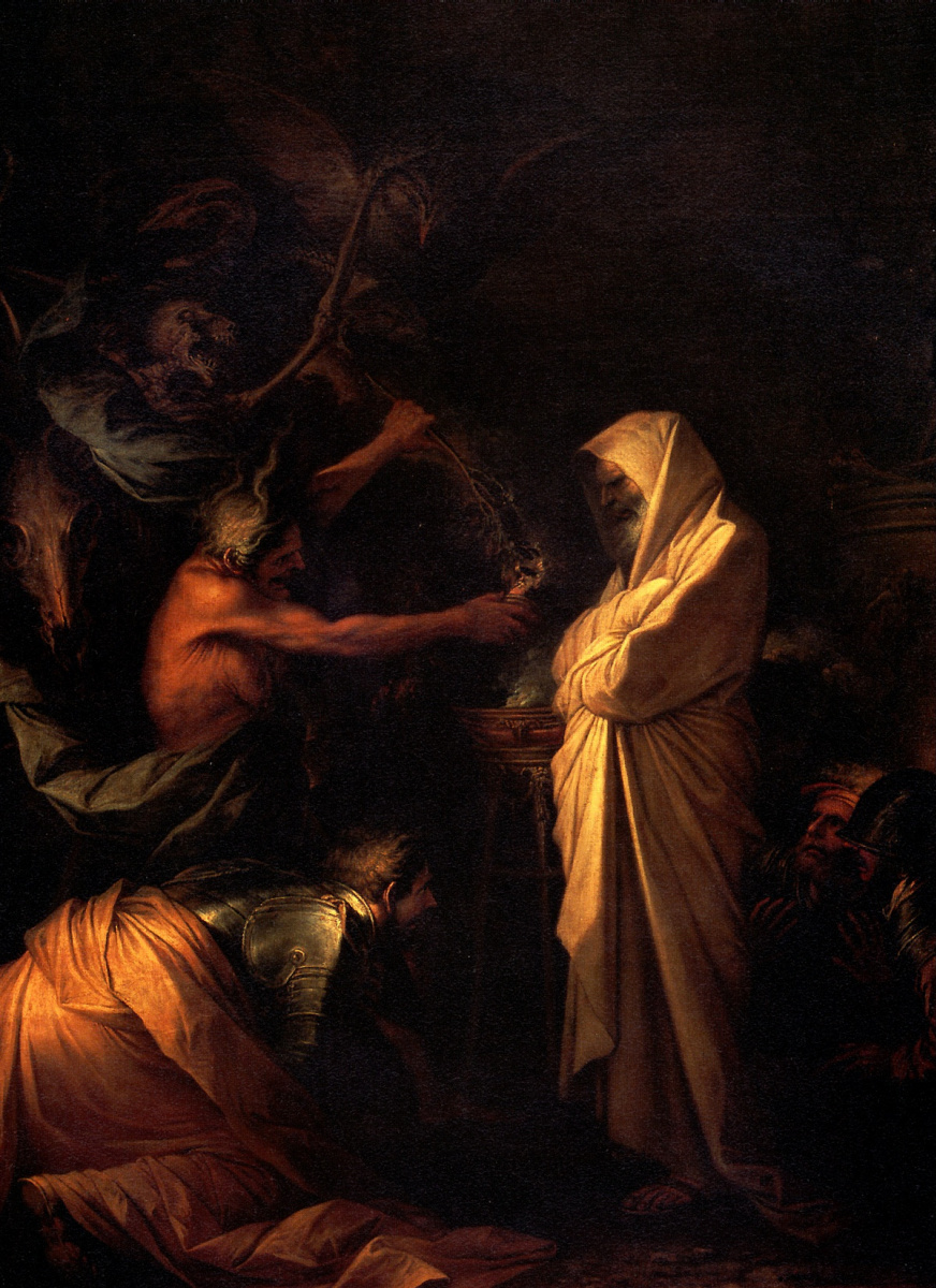 Сальваторе Роза. Дух Самуила