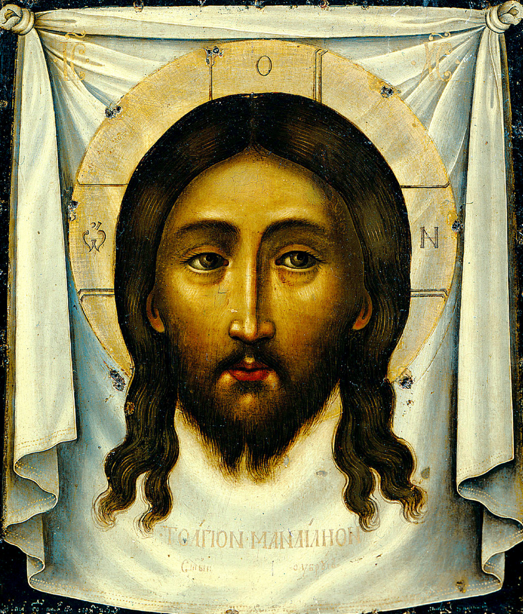 Simon Ushakov. Savior not man-made.