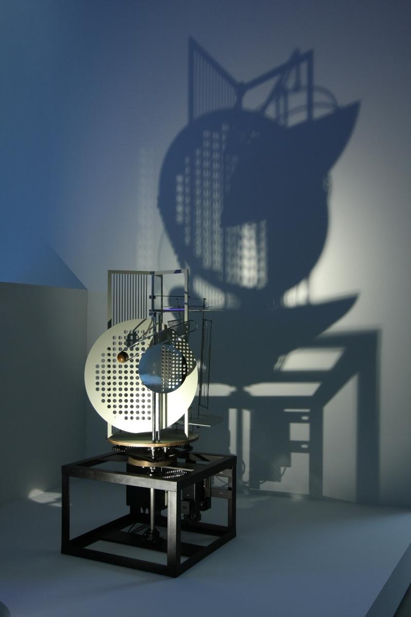 Laszlo Mohoy-Nagy. Light Spatial Modulator