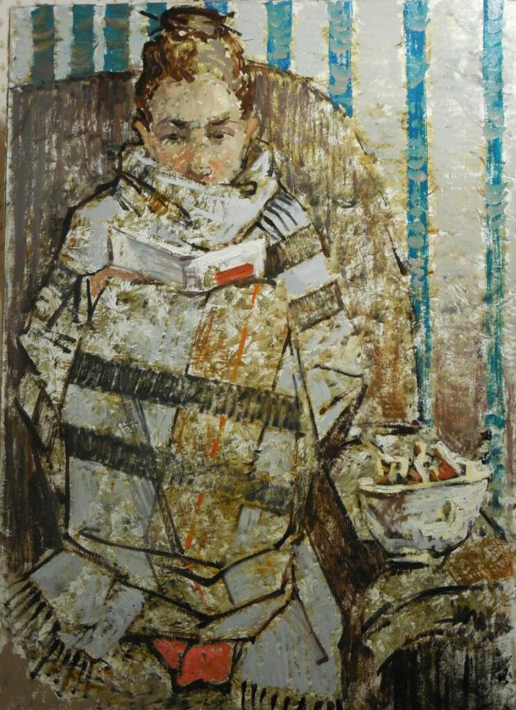 Maria Zharova. Under the rug