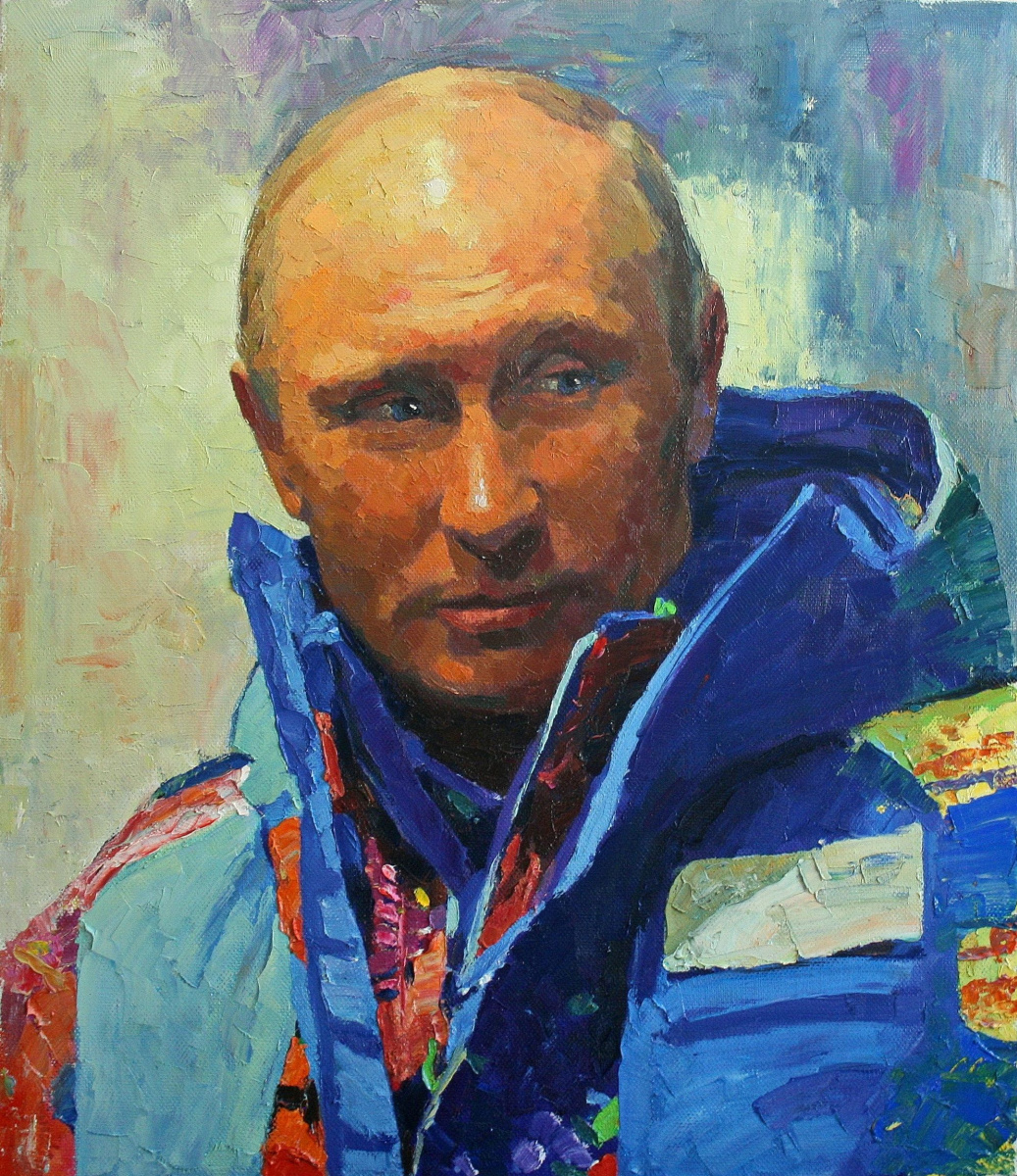 Mikhail Rudnik. Vladimir Putin