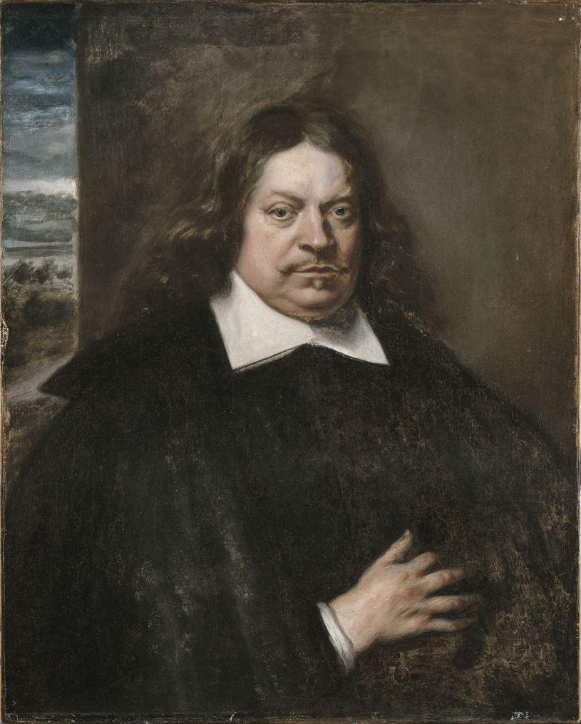 Ян Ливенс. Портрет мужчины