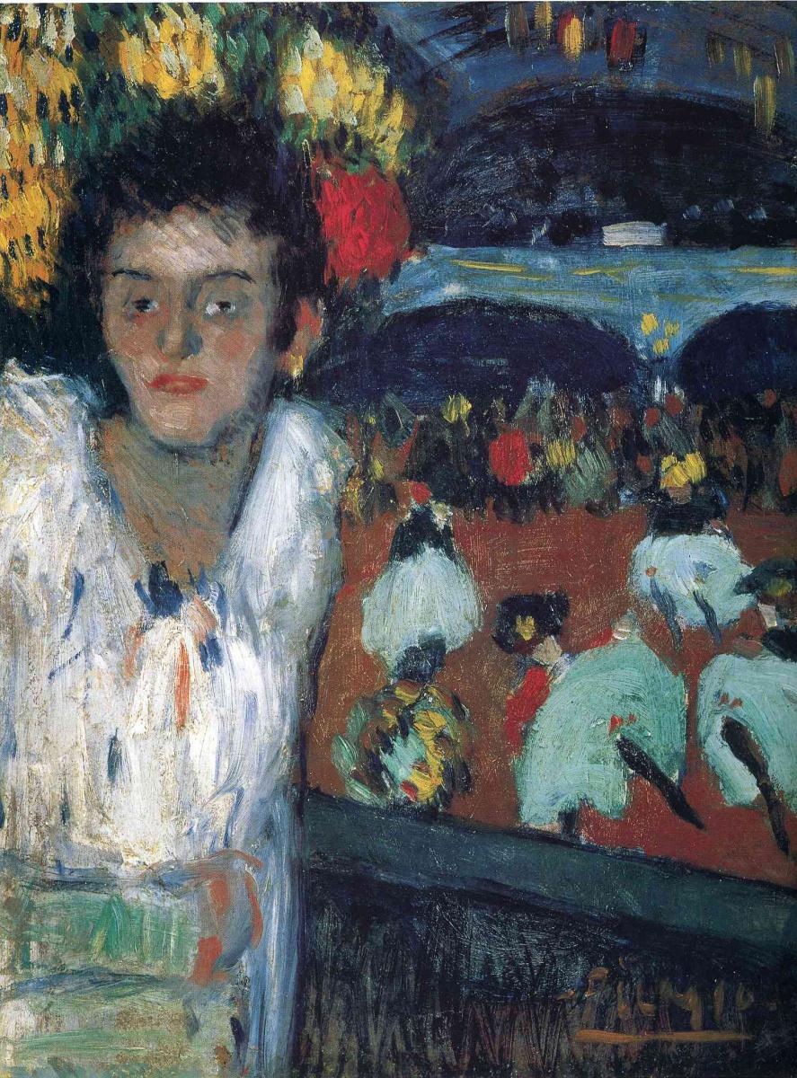 Пабло Пикассо. Сюжет 20