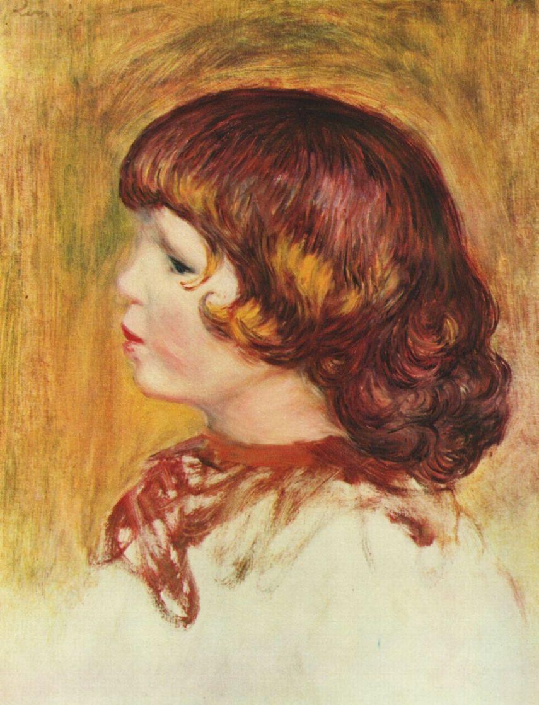 Pierre-Auguste Renoir. Coco