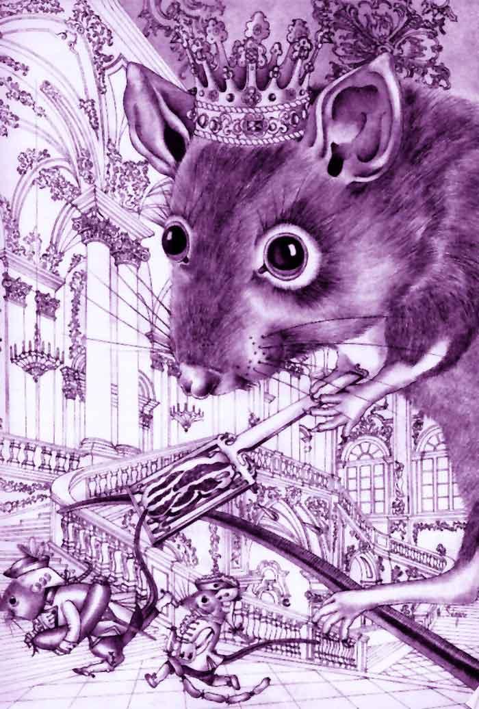 Адриенн Сегур. Щелкунчик и мышиный король 08