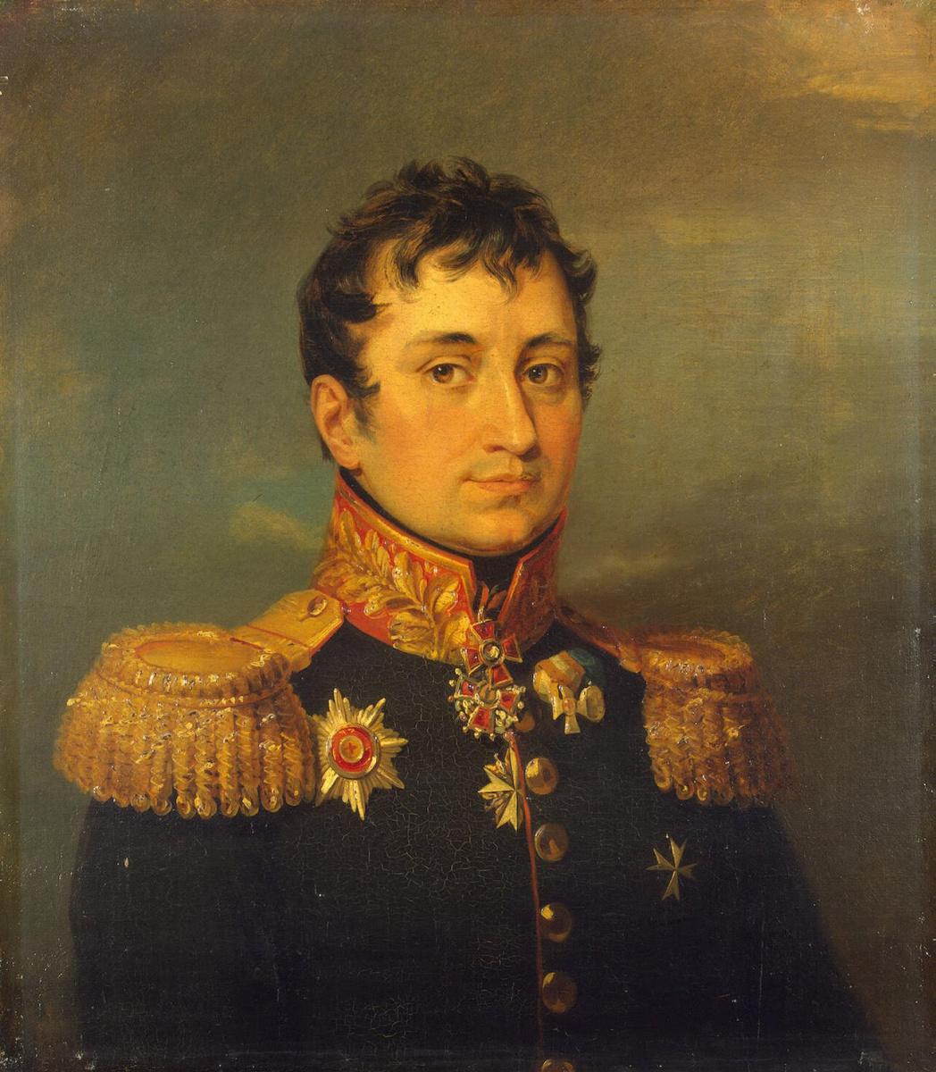 Джордж Доу. Портрет Павла Андреевича Филисова