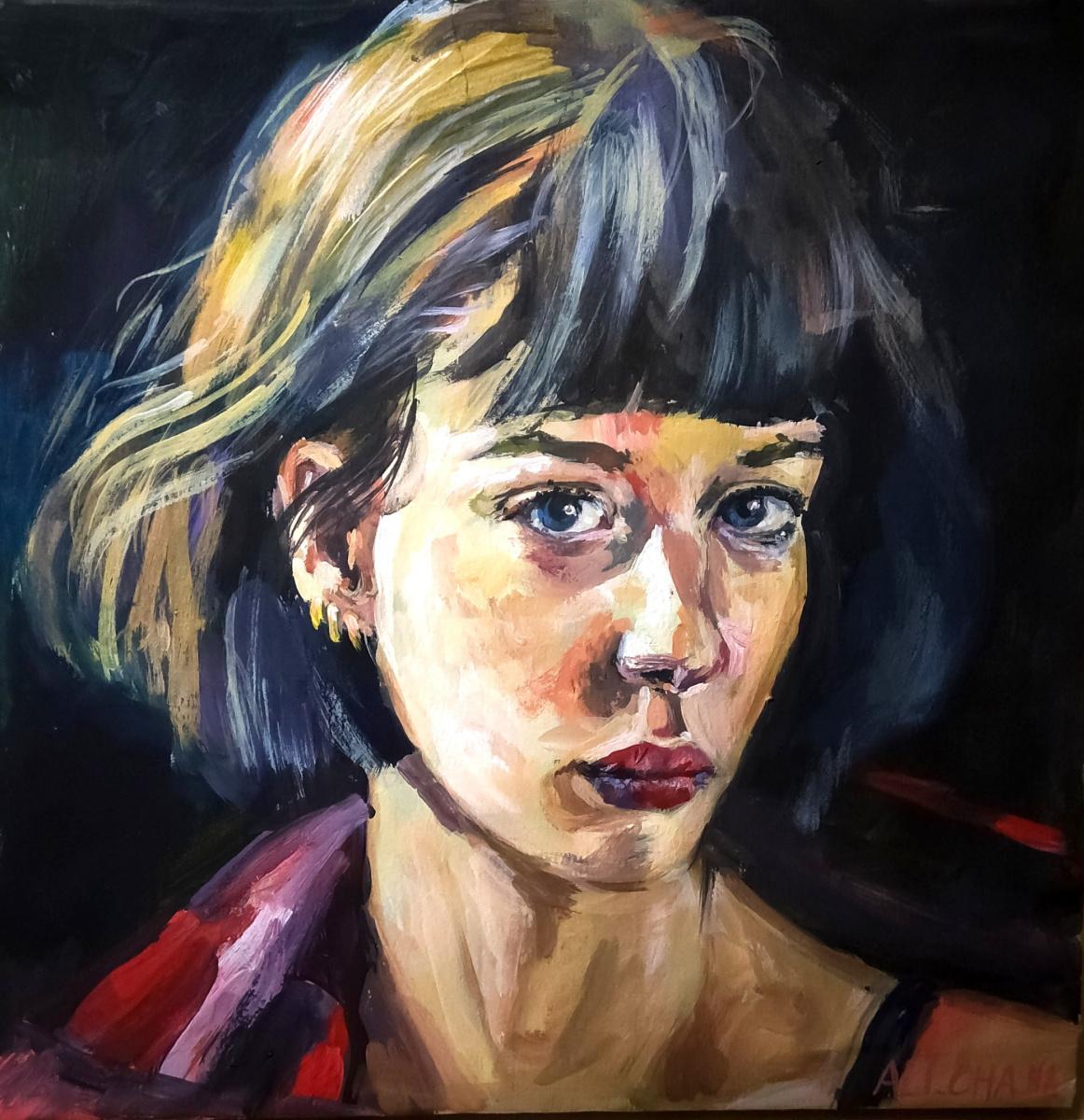 Alina Petrovna Chaplygina. Girl 01