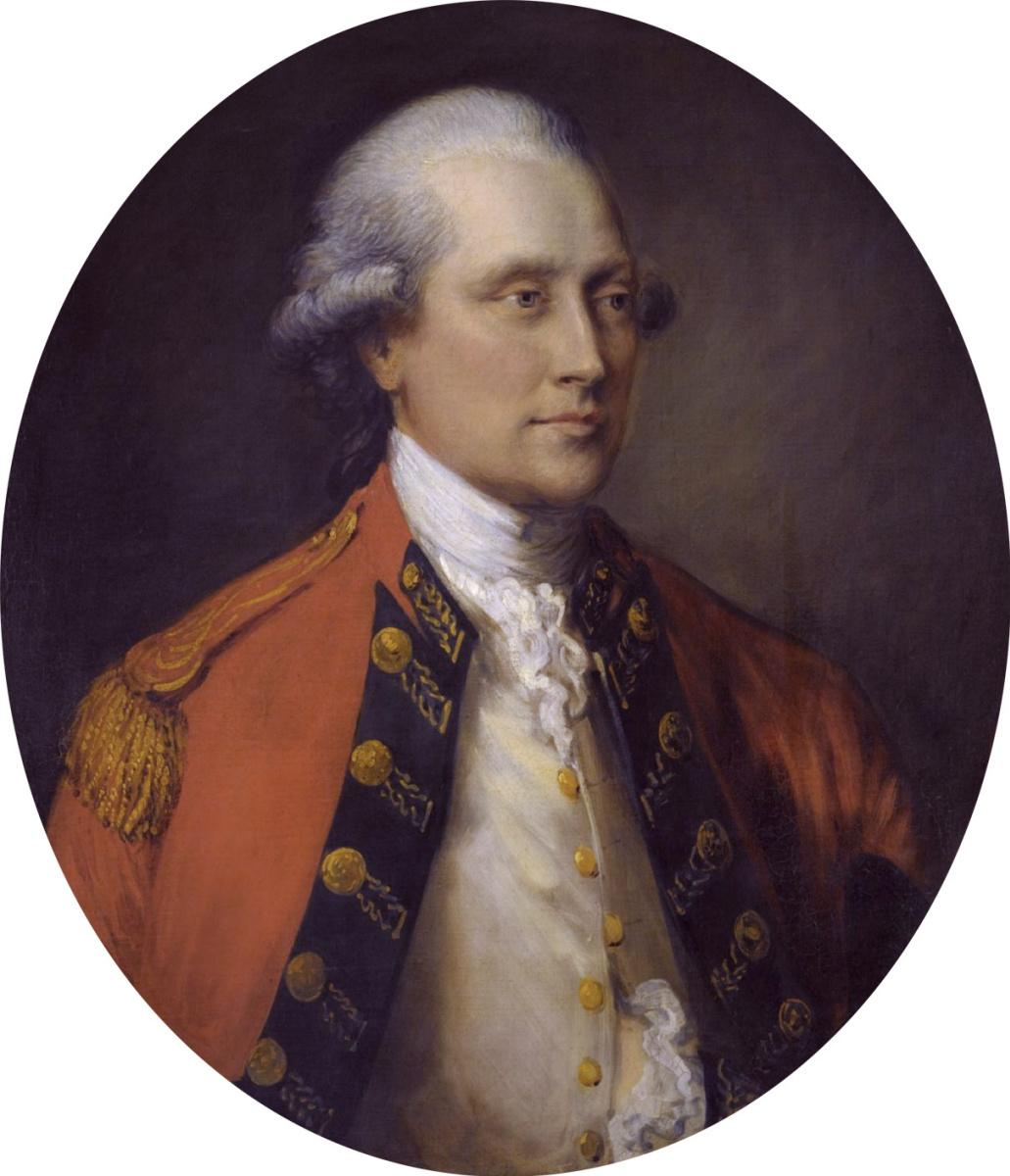 Томас Гейнсборо. Портрет Джона Кэмпбелла, 5-го герцога Аргайла