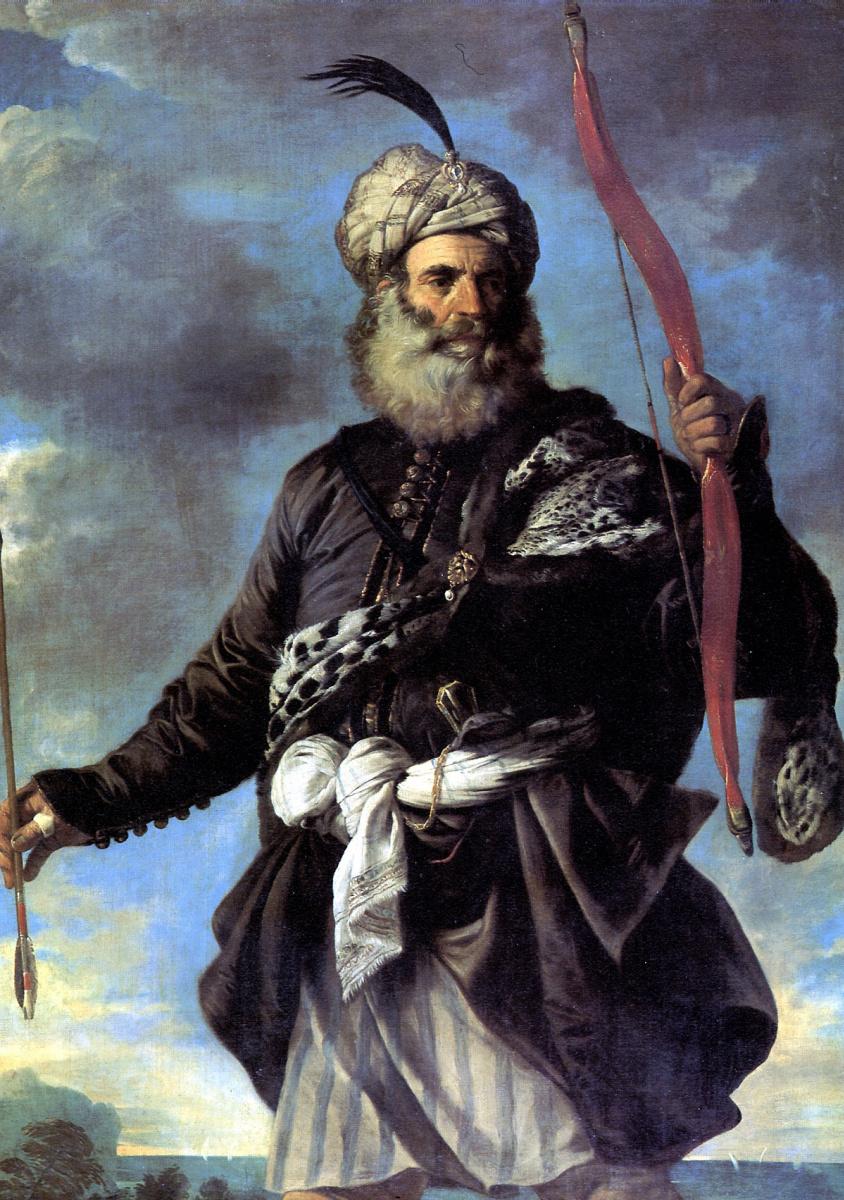 Пьер Франческо Мола. Пират-иноверец с луком