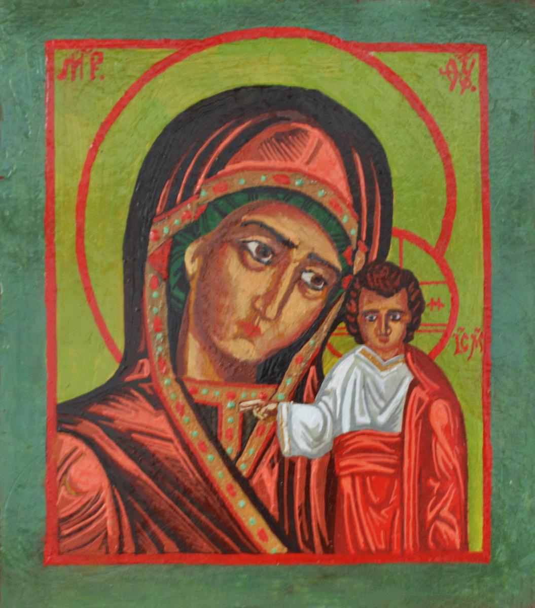 Sergey Vladimirovich Skorobogatov. Our Lady of Kazan