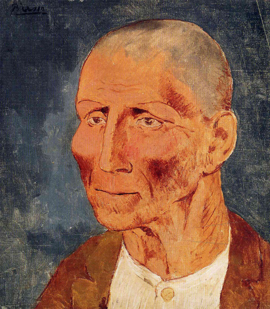 Пабло Пикассо. Хосеп Фондевила