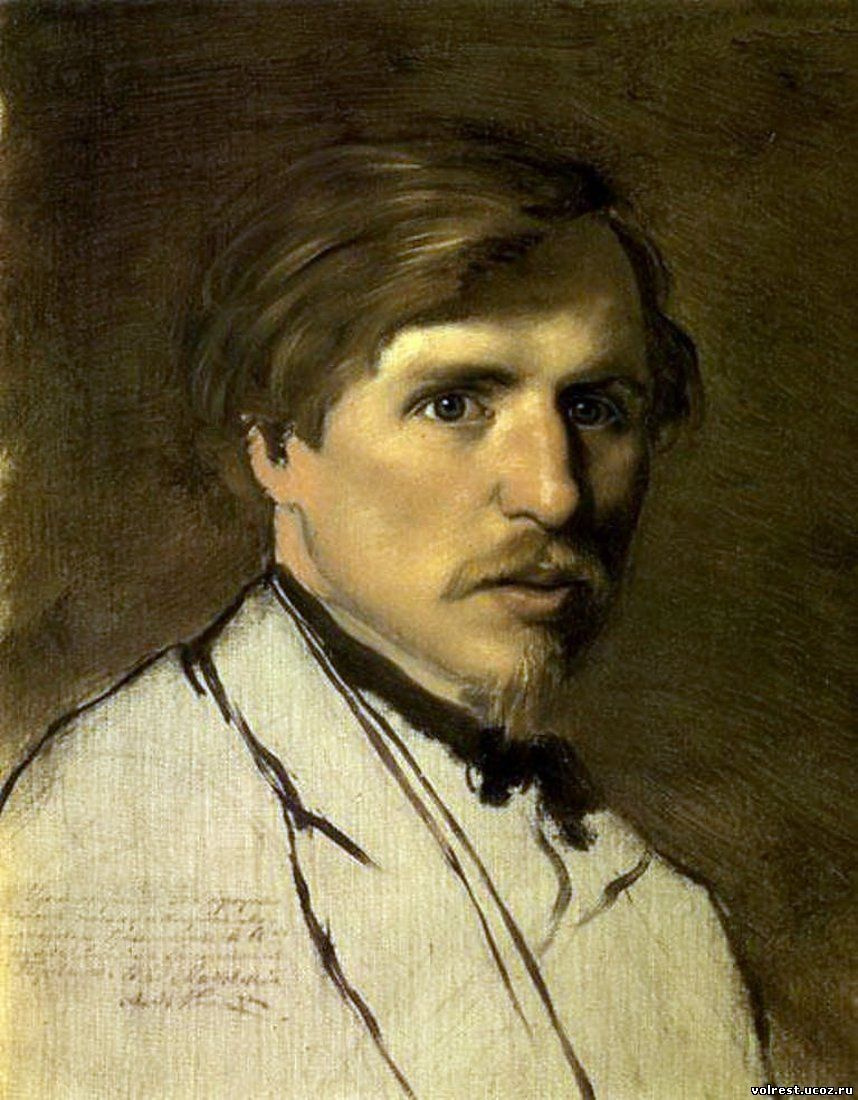 Василий Григорьевич Перов. Портрет И. М. Прянишникова