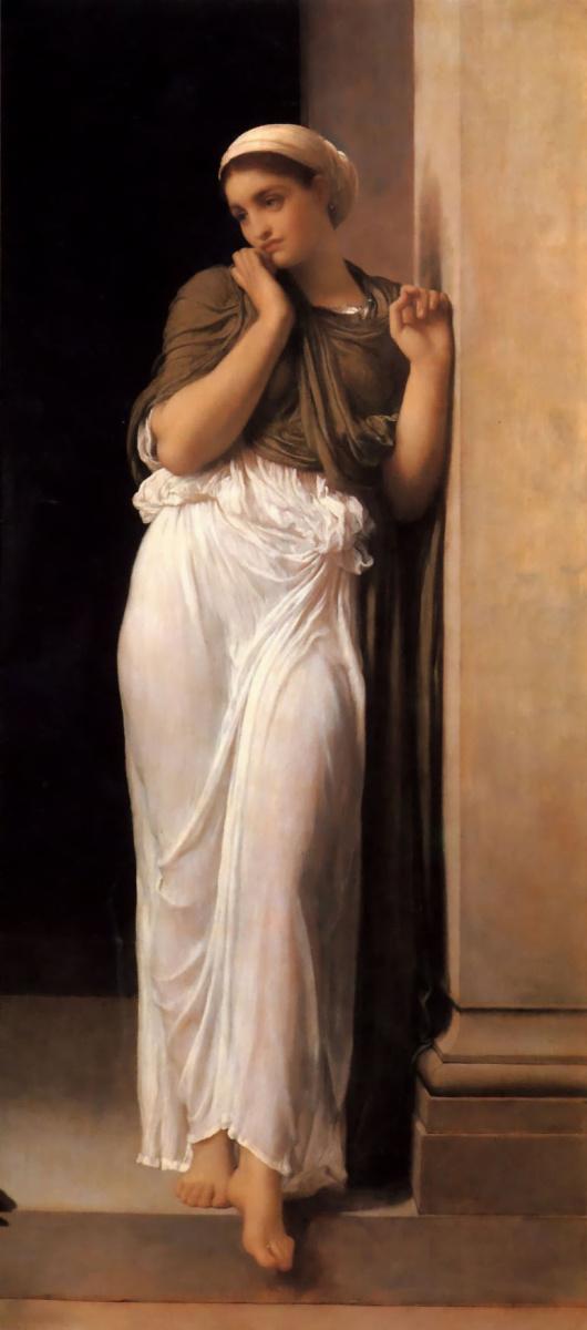 Frederic Leighton. Nausicaa