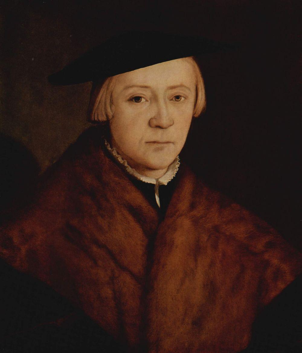 Кристоф Амбергер. Мужской портрет