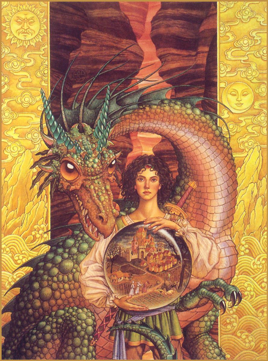 Джоди Ли. Книга Земли