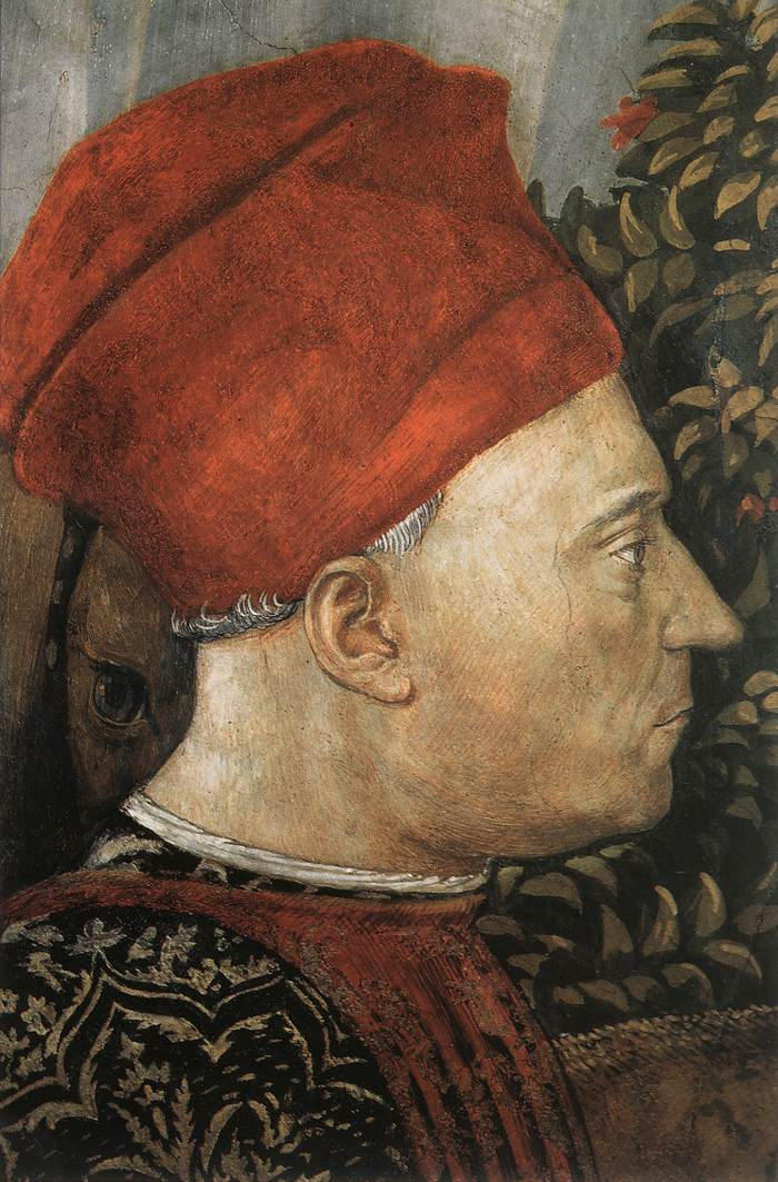Беноццо Гоццоли. Сюжет 33