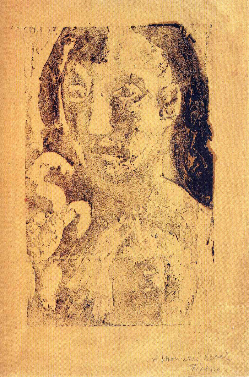Пабло Пикассо. Смущение