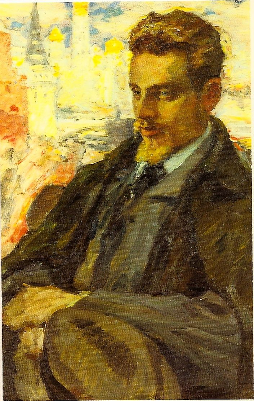 Leonid Pasternak. Rilke in Moscow