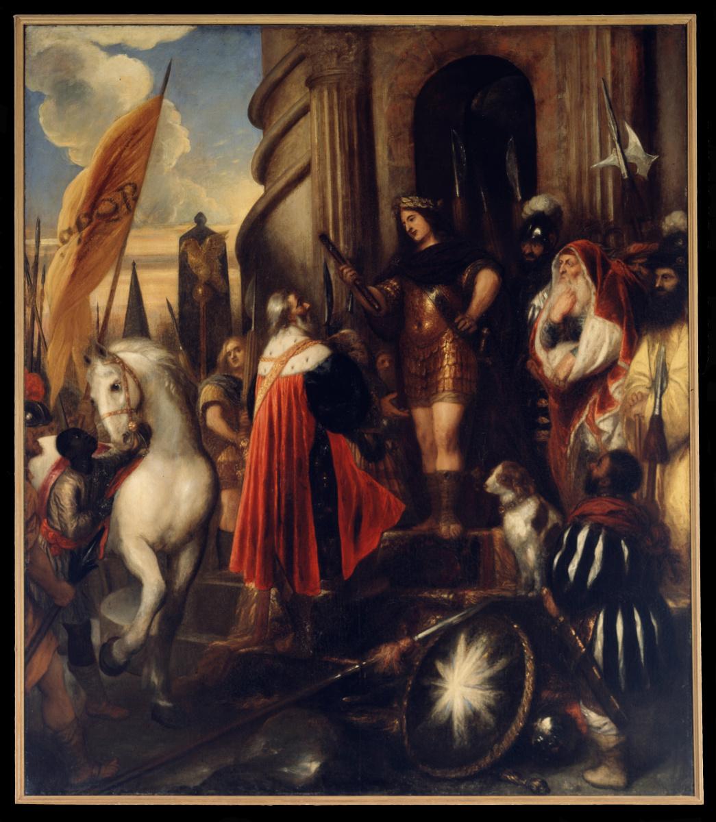 The Consul and the military commander Quintus Fabius Maximus the Cunctator