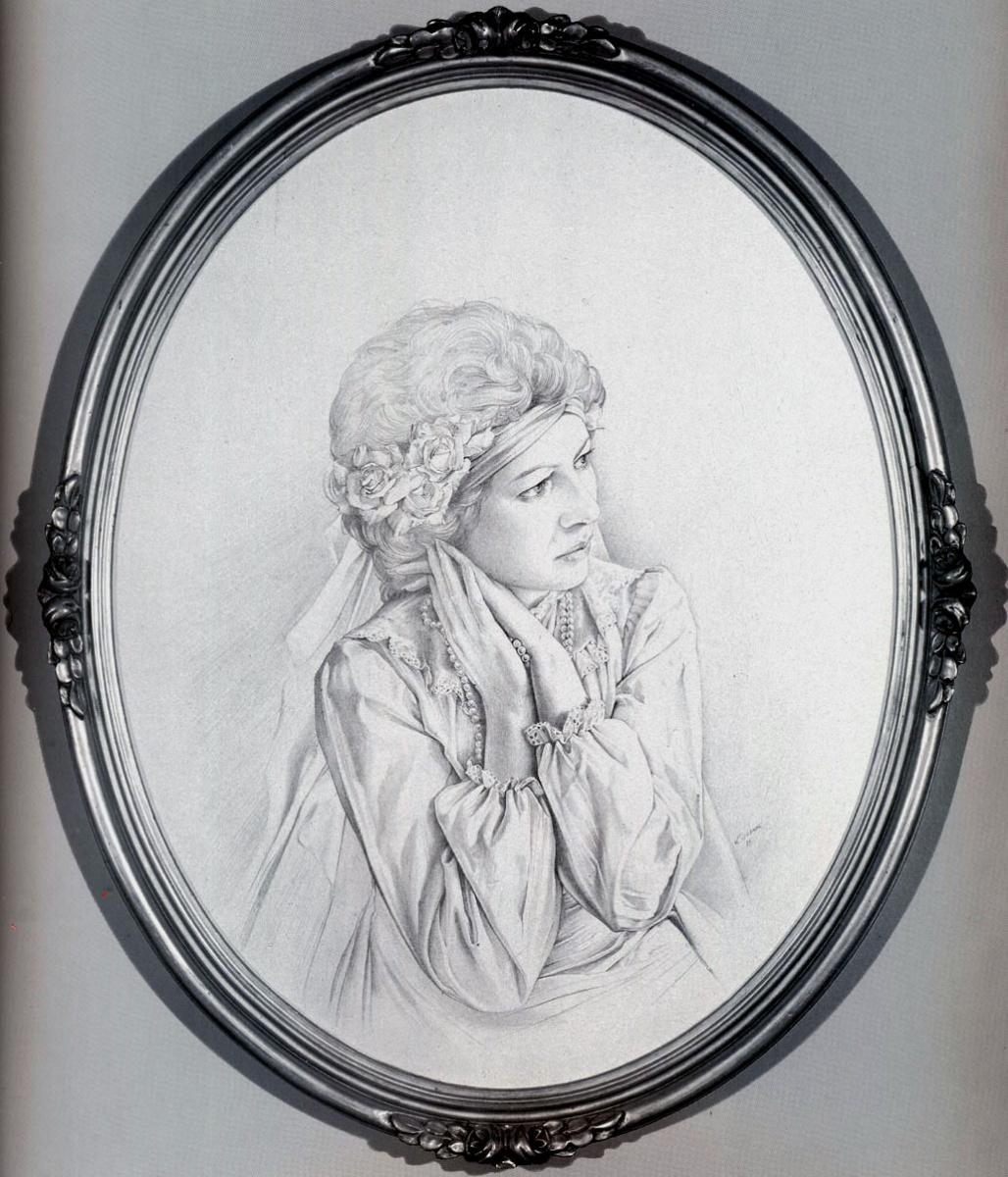 Voitek Siudmak. Portrait