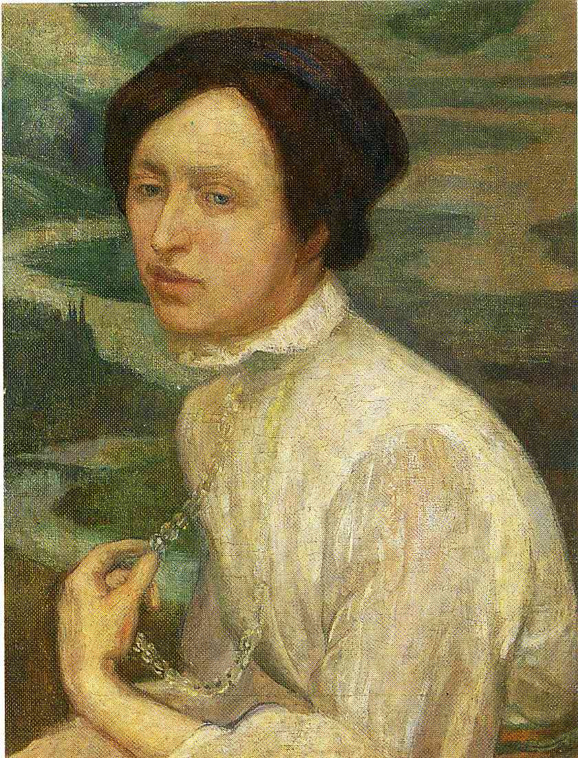 Diego Maria Rivera. Portrait Of Angelina Belova